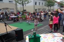 Interkulturelles Kinderfestival 2016: Die Präsentationen in der Sonnentaustraße