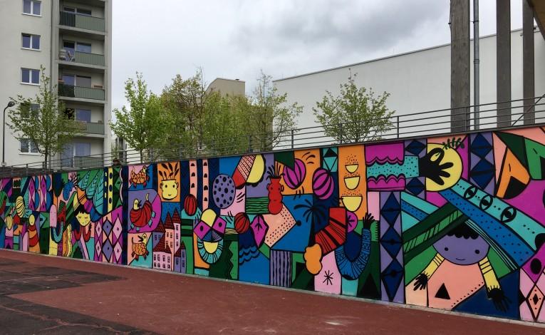 Elbfeldschule Praunheim Kunst_3_04_2017