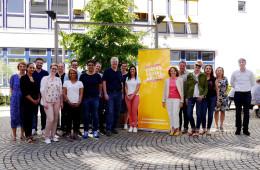Gruppenbild Cisco Bruecken und Wege Tag 2018