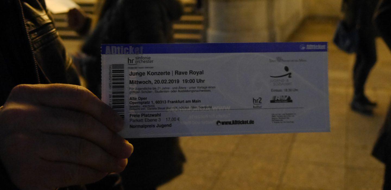 Tickethand