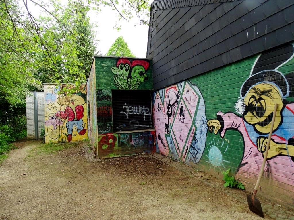 Gartenarbeiten Kinderhaus am Buegel (30)