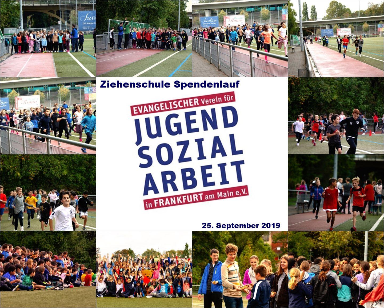 Collage für den Ev. Verein für Jugendsozialarbeit e.V