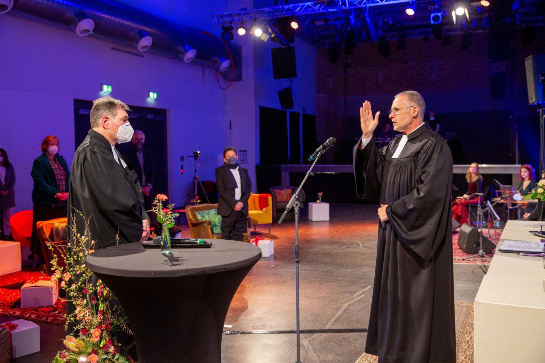 Verabschiedung von Jürgen Mattis in Sankt Peter