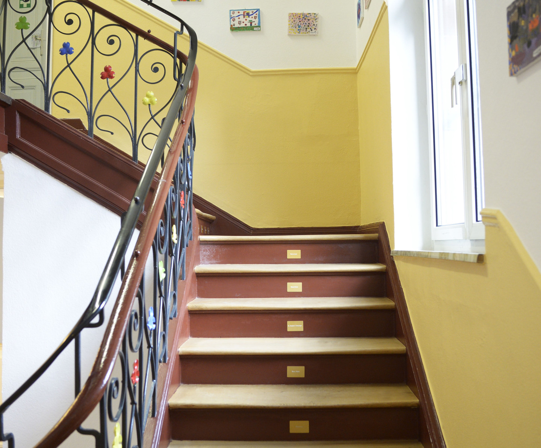 Treppe IK 10