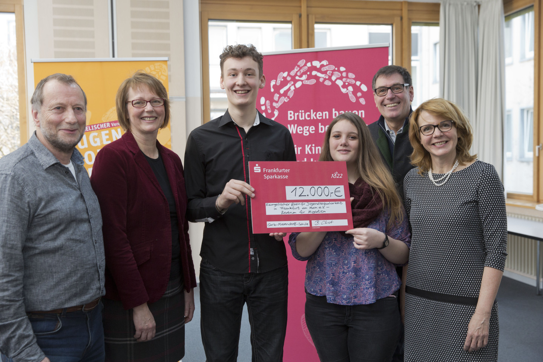 Evangelischer Verein Für Jugendsozialarbeit Spende Der Carlo