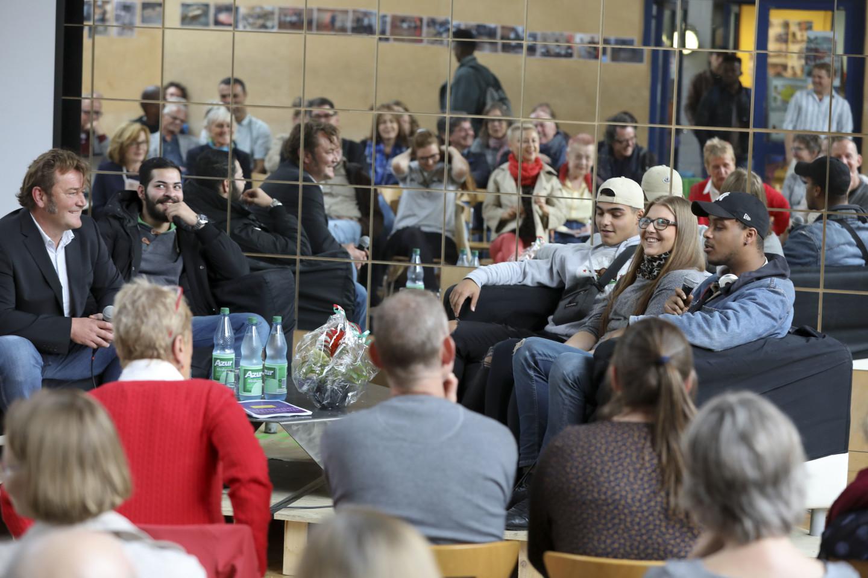 ubiläumsfeier 25 Jahre Jugendhaus Heideplatz